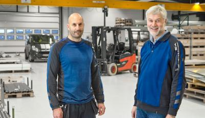 Growth with Linde at North-Jutland company