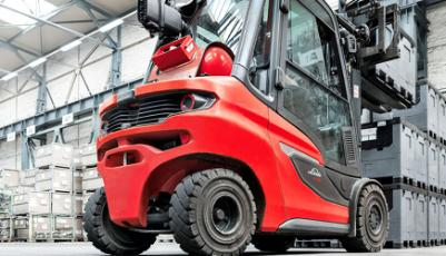 Linde launches new generation of counterbalance trucks