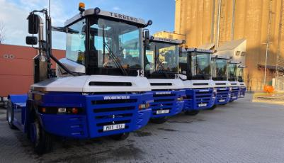 Maritime Truck, Norway with nine new Terberg machines