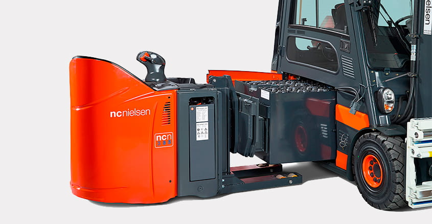 NCN 388 Battery replacer